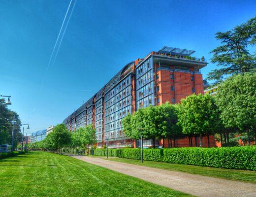 La cité internationale à Lyon, une innovation urbaine