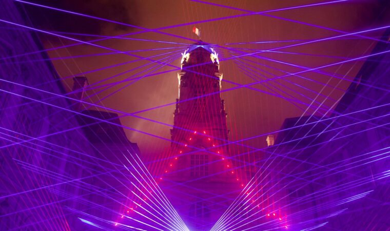 L'histoire du festival Lumière à Lyon