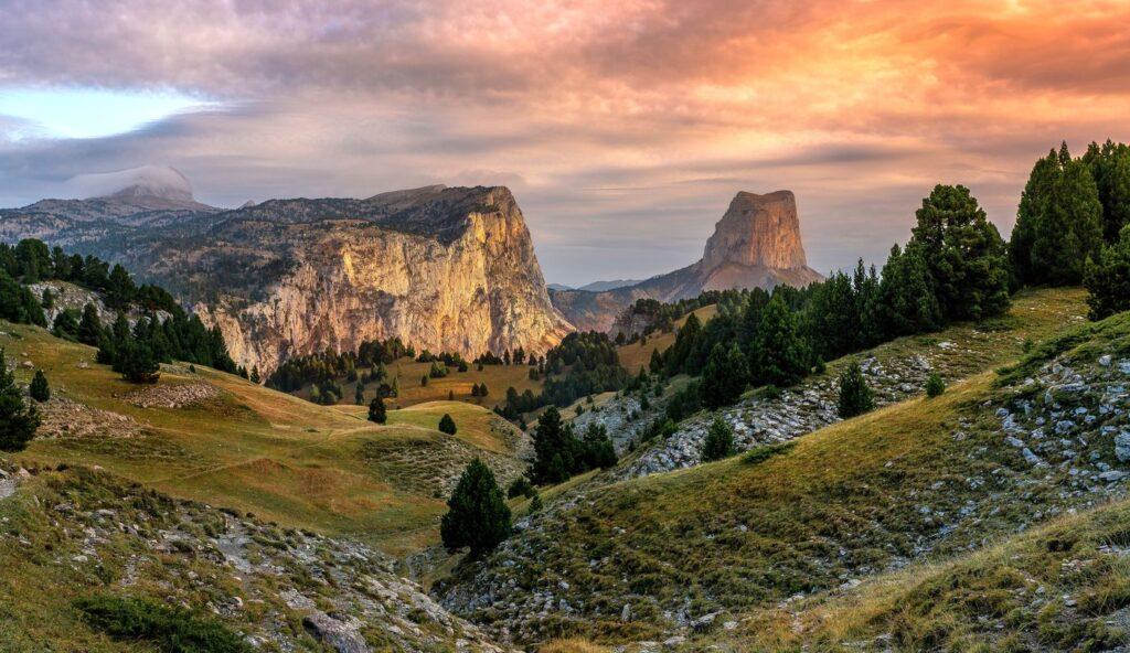 Mont Aiguille (Vercors)